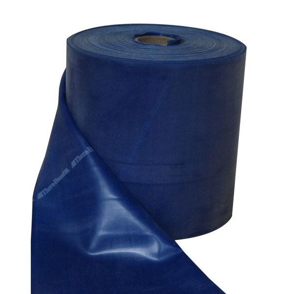 【ラッキーシール対象】 D&Mボディケア器具・備品セラバンド / 50ヤード(45m) ブルー 【エクストラヘビー】 +2TB450