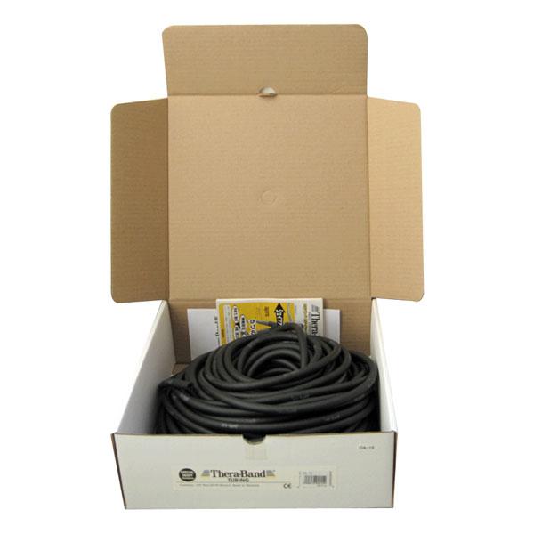 【ラッキーシール対象】D&Mボディケア器具・備品セラチューブ/100フィート(30.4m)ブラック 【スペシャルヘビー】+3TT15