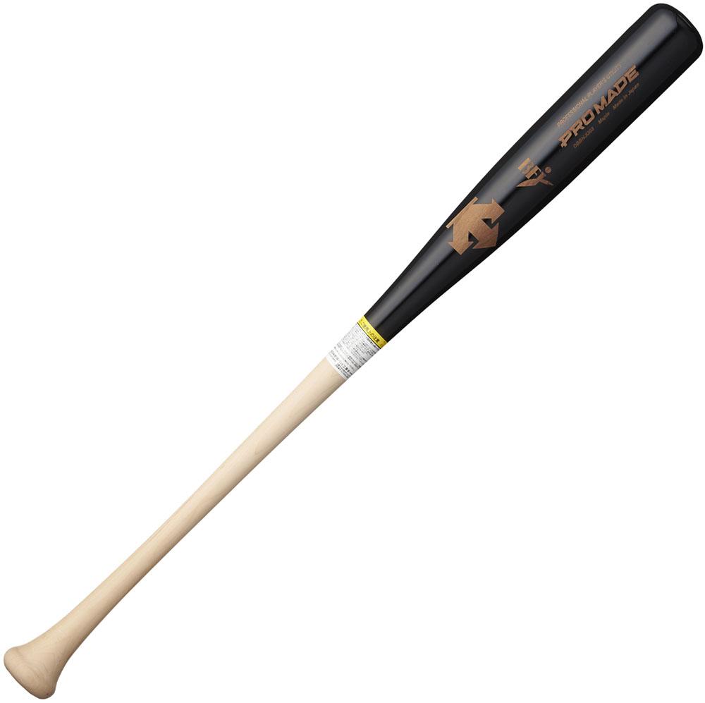 【ラッキーシール対象】デサント(DESCENTE)野球&ソフト野球バット硬式木製バット(荻野モデル)DBBNJG03BKNT