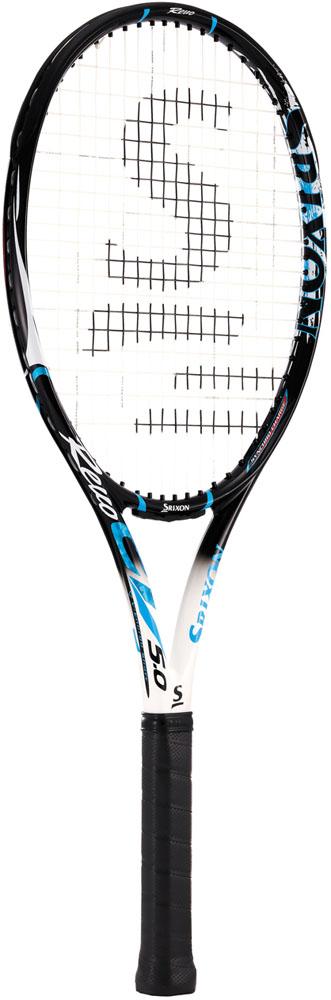 【ラッキーシール対象】SRIXON(スリクソン)テニスラケット硬式テニスラケット レヴォCV 5.0 ( フレームのみ )SR21603