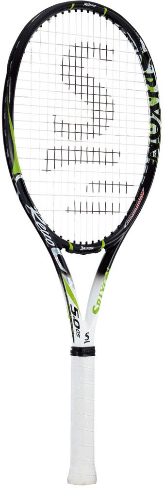 新しい到着 【ラッキーシール対象】SRIXON(スリクソン)テニスラケット硬式テニスラケット レヴォCV 5.0 OS ( フレームのみ )SR21604, 呉服とお宮参り着物 花ごろも 6e832258