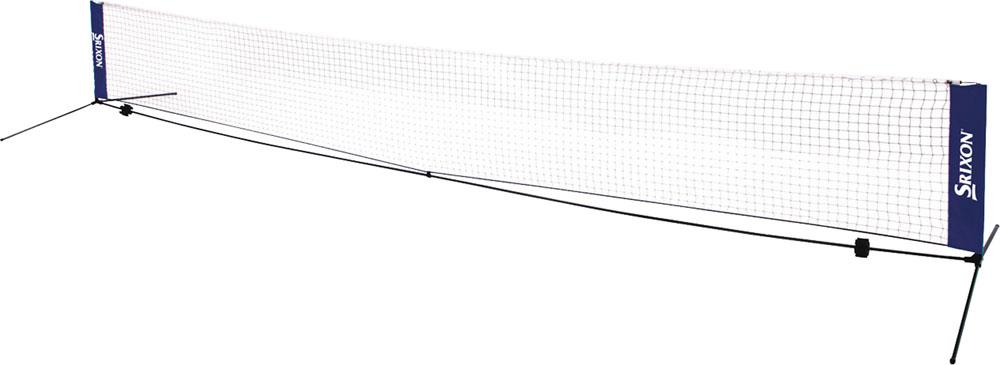 【ラッキーシール対象】SRIXON(スリクソン)テニスネット【テニス用簡易ネット】 ネット・ポストセット 6mタイプSST7000