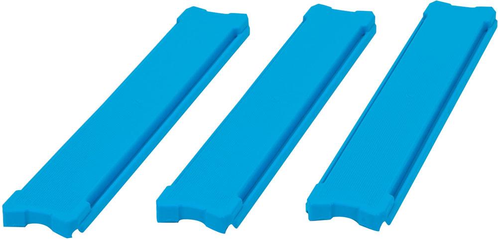【ラッキーシール対象】エバニュー(Evernew)学校体育器具器具・備品ブルーボード(3枚組)EGN011