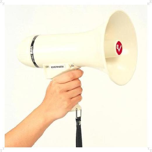 エバニュー(Evernew)学校体育器具小型拡声器105EKB090