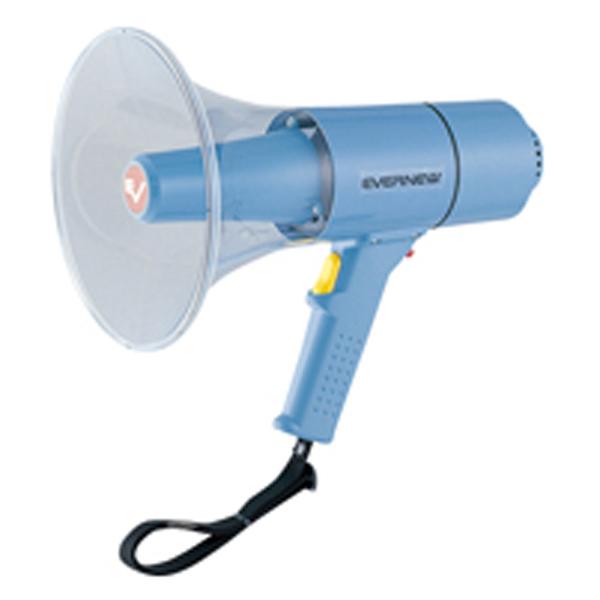 【ラッキーシール対象】エバニュー(Evernew)学校体育器具器具・備品拡声器15WEKB093