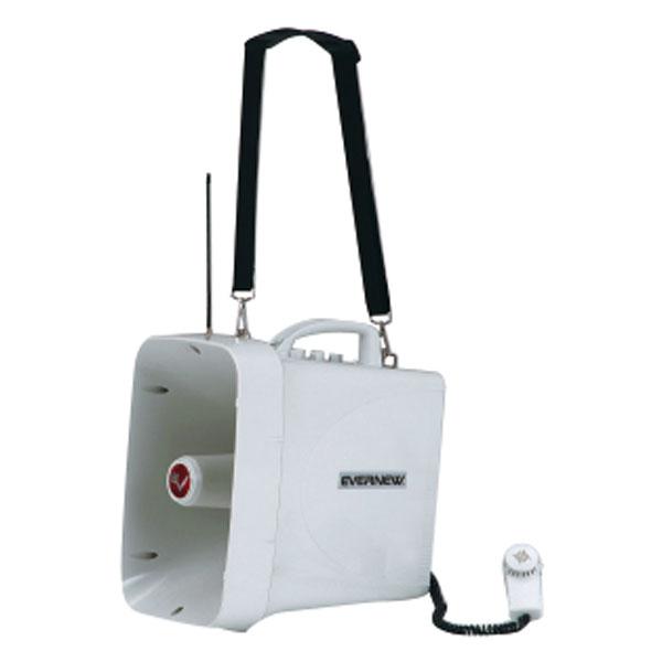 【ラッキーシール対象】エバニュー(Evernew)学校体育器具器具・備品拡声器130M‐II EKB109EKB109