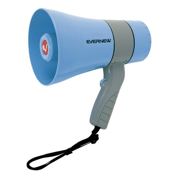 【ラッキーシール対象】エバニュー(Evernew)学校体育器具器具・備品拡声器06EKB117