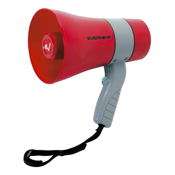 【ラッキーシール対象】エバニュー(Evernew)学校体育器具器具・備品拡声器06SEKB118
