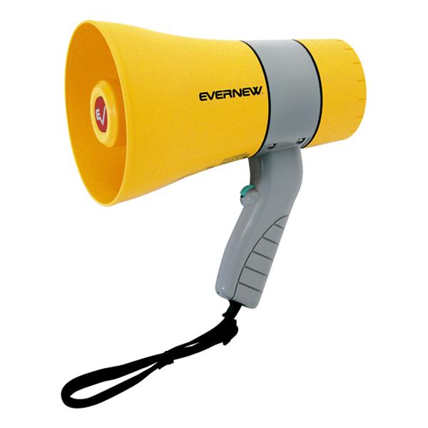 【ラッキーシール対象】エバニュー(Evernew)学校体育器具器具・備品拡声器06WEKB119