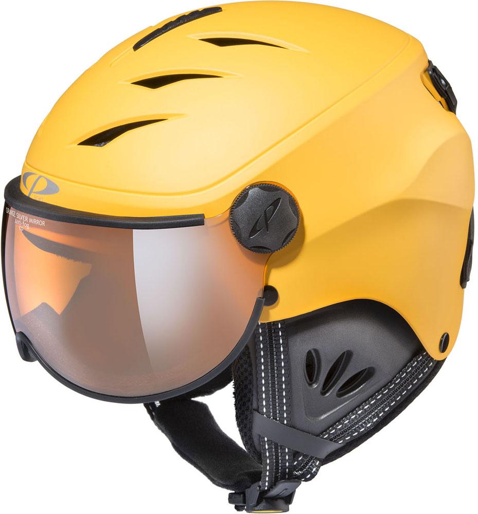 【ラッキーシール対象】CP(シーピー)スキーヘルメットCP CAMULINO GFBCPC1932