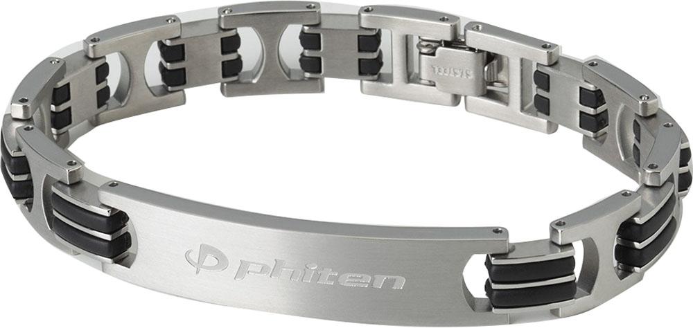 ファイテン(PHITEN)ボディケアPhiten ハードコート チタンブレス メタックス ワイド 19cmJX924005