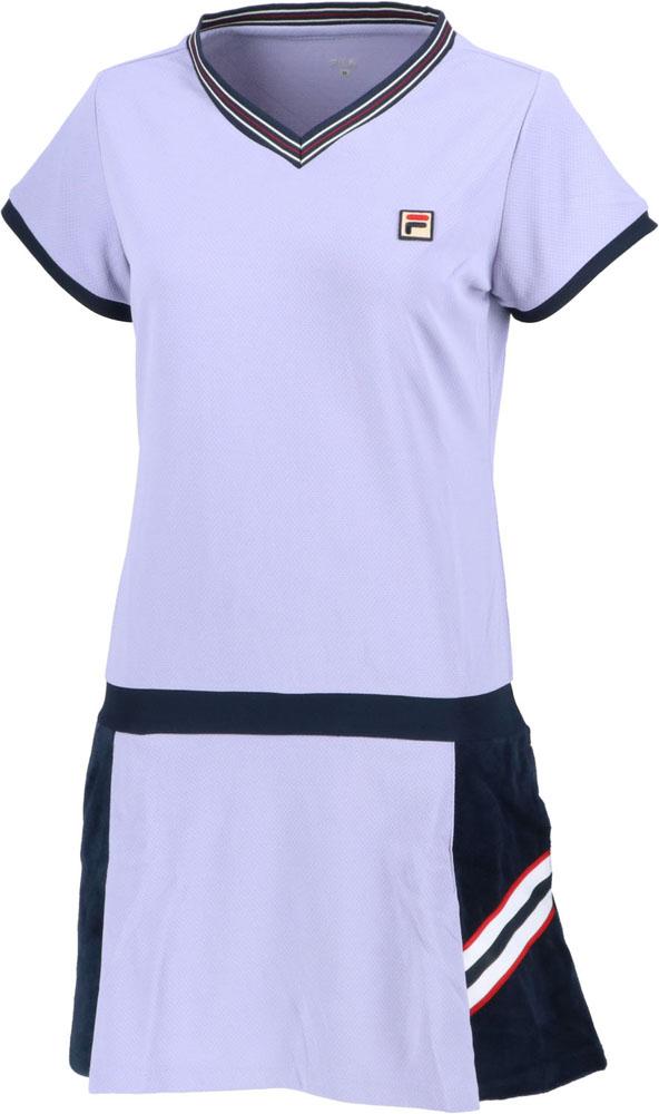 FILA(フィラ)テニスベロアワンピース レディースVL2026