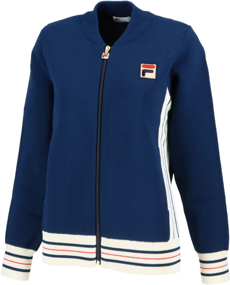 FILA(フィラ)テニストラックジャケット レディースVL2028