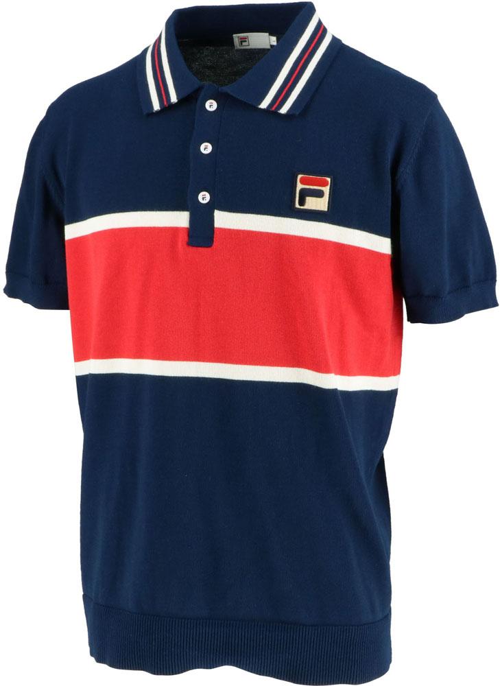 FILA(フィラ)テニスポロシャツ メンズVM5438