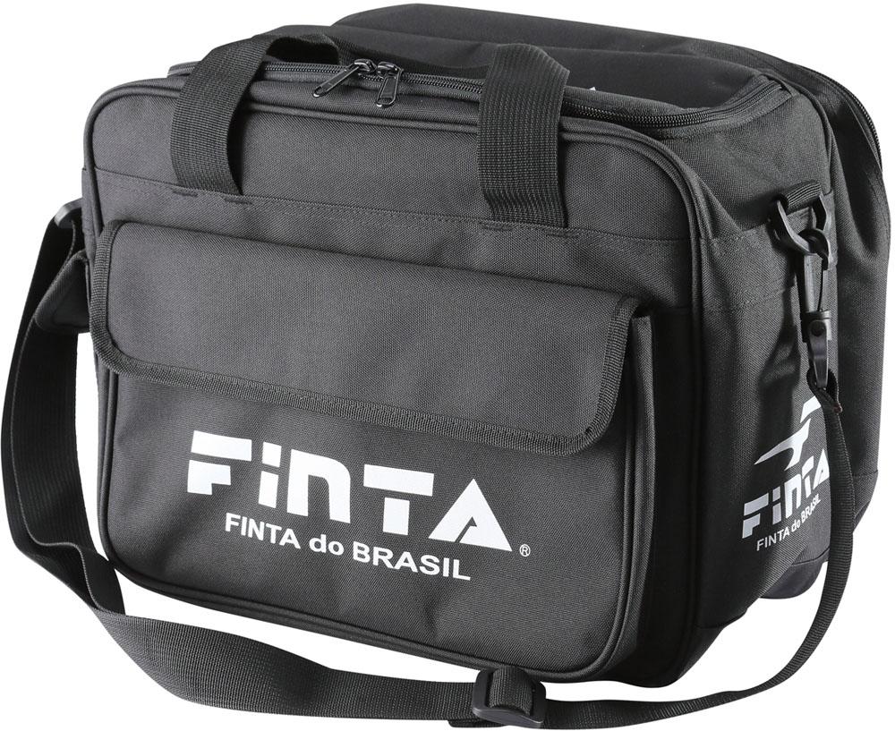 【ラッキーシール対象】FINTA(フィンタ)サッカーバッグドクターバッグFT5148ブラック