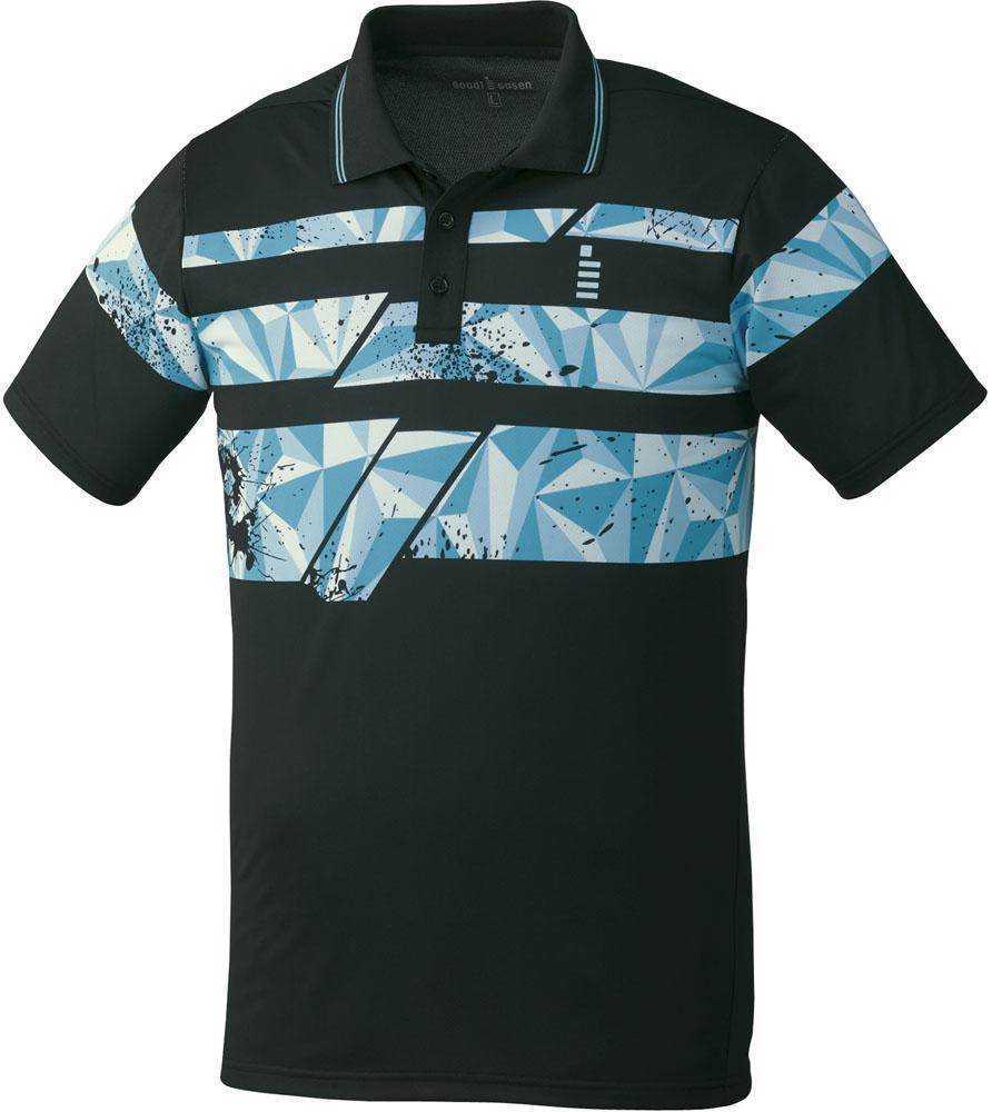 GOSEN(ゴーセン)テニスユニセックス ゲームシャツT1902
