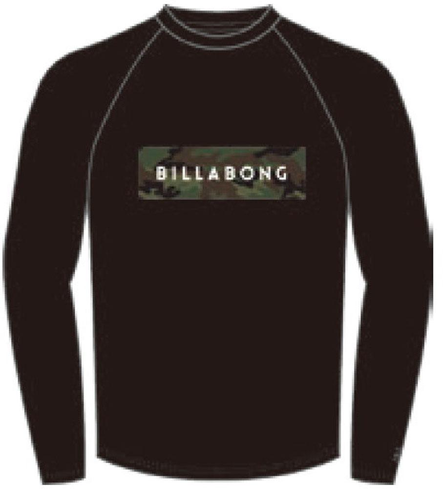 BILLABONG(ビラボン)マリン水中BILLABONG メンズ RASH GUARD ロングスリーブAJ011853