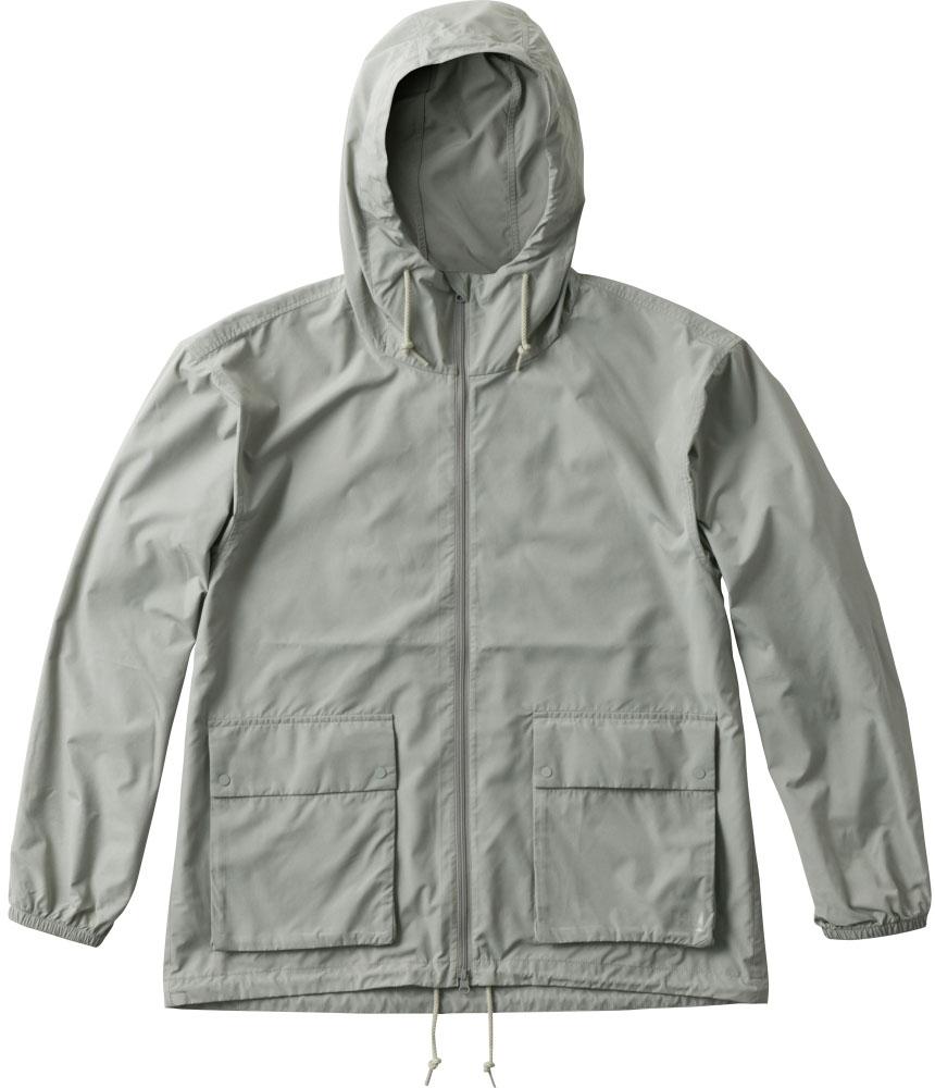 HELLY HANSEN(ヘリーハンセン)アウトドアウインドウェアミョーサライトフルジップジャケット ユニセックス 男女兼用 Mjosa Light Full-zip JacketHOE11878モスグレー