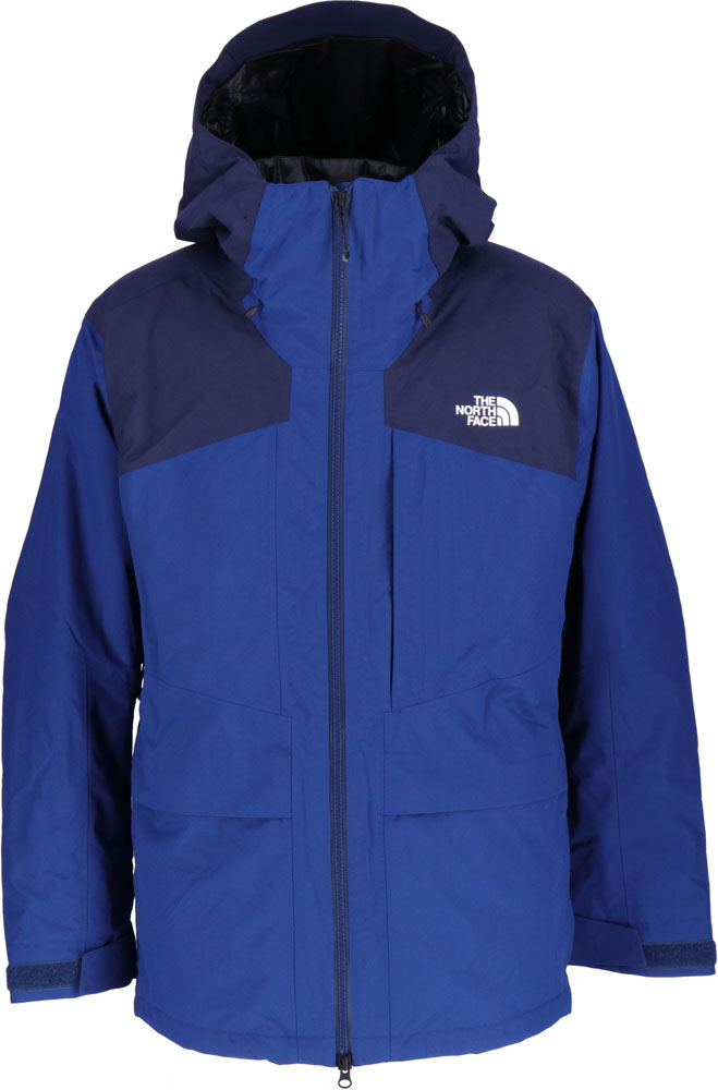 THE NORTH FACE(ノースフェイス)アウトドアウインドウェアマウンテントリクライメートジャケット メンズ Mountain Triclimate JacketNS61713ブルーリボン