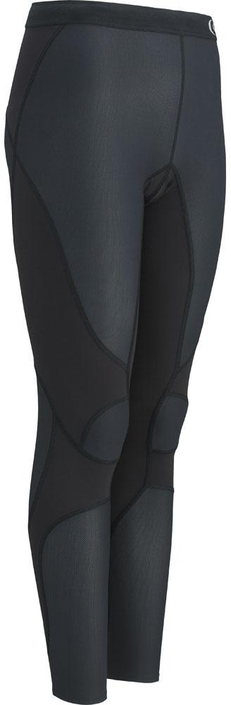 【ラッキーシール対象】C3fit(シースリーフィット)ボディケアゲームシャツ・パンツインパクトエアータイツ(レディース)3FW14127ブラック