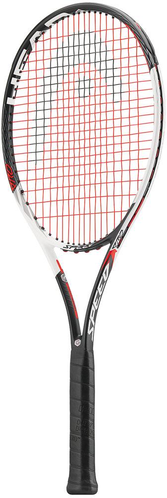 【ラッキーシール対象】HEAD(ヘッド)テニスラケット【硬式テニスラケット】 GRAPHENE TOUCH SPPED PRO ノバク・ジョコビッチ使用モデル ( フレームのみ )231807