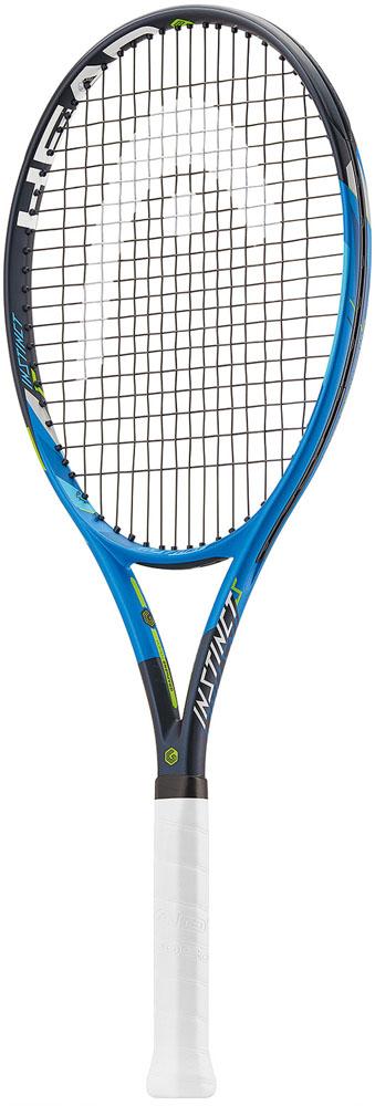 【ラッキーシール対象】HEAD(ヘッド)テニスラケット【硬式テニス用ラケット(フレームのみ)】 GRAPHENE TOUCH INSTINCT S231927