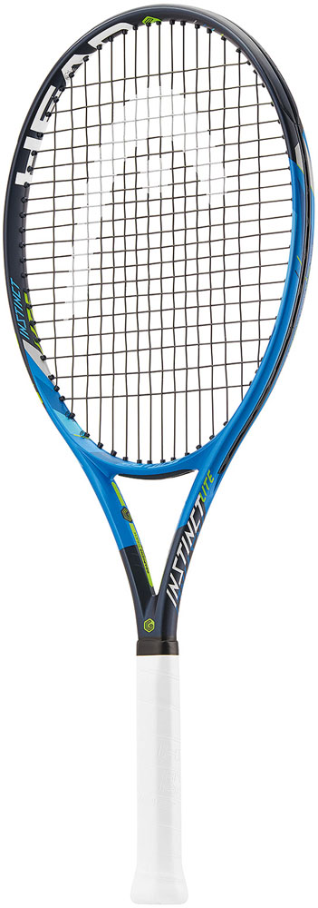 【ラッキーシール対象】 HEAD(ヘッド)テニスラケット【硬式テニス用ラケット(フレームのみ)】GRAPHENE TOUCH INSTINCT LITE231937