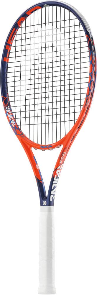 【ラッキーシール対象】HEAD(ヘッド)テニスラケット(硬式テニス用ラケット(フレームのみ)) GrapheneTouch RADICAL PRO グラフィンタッチ ラジカル プロ232608