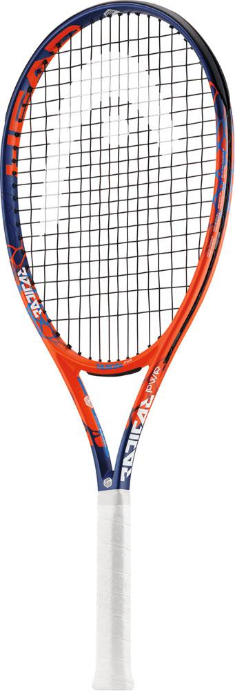 【ラッキーシール対象】HEAD(ヘッド)テニスラケット硬式テニス用ラケット(フレームのみ) GRAPHENE TOUCH RADICALE PWR232718