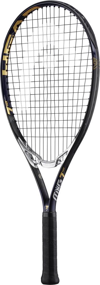 【ラッキーシール対象】HEAD(ヘッド)テニスラケット硬式テニス ラケット フレームのみ エムエックスジー セブンラックス MXG7 LUX G1235718