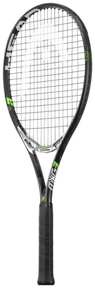 【ラッキーシール対象】 HEAD(ヘッド)テニスラケット【硬式テニス用ラケット(フレームのみ)】 MXG3238707