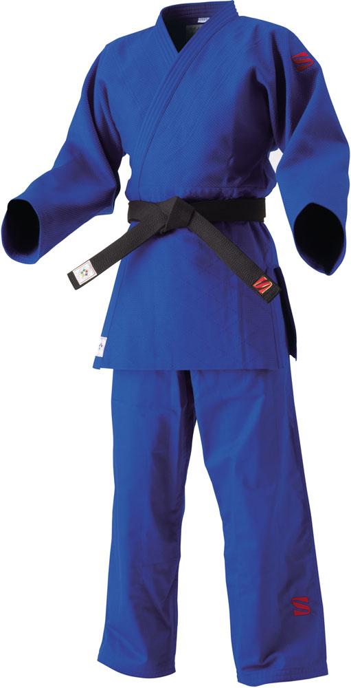 【ラッキーシール対象】KUSAKURA(クザクラ)格闘技ゲームシャツ・パンツ【男女兼用 柔道衣】 IJF・全日本柔道連盟認定柔道衣(新規格) レギュラーサイズ 6 上下セットJNEX6