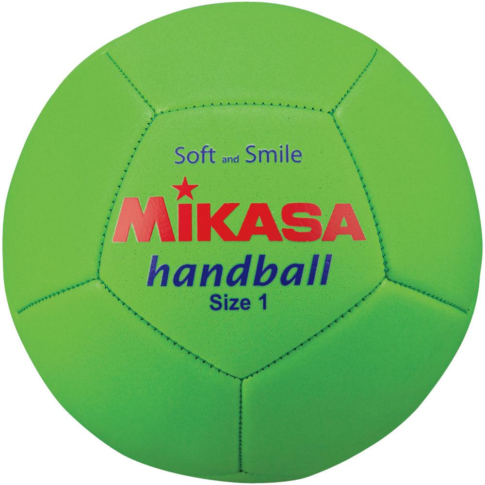 ミカサ(MIKASA) ハンドドッチ ボール ミカサ(MIKASA)スマイルハンド1号 マシーン縫い STPEH1-LGSTPEH1LG