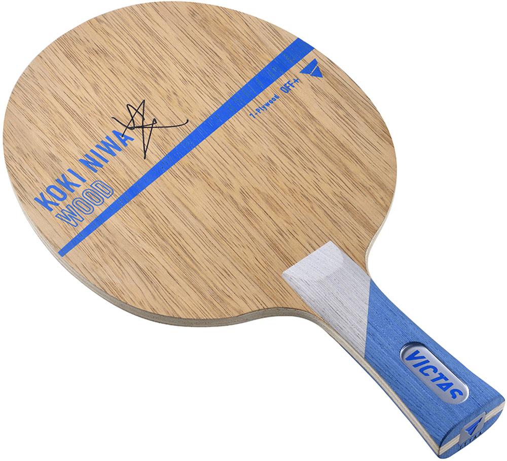 VICTAS(ヴィクタス)卓球卓球ラケット VICTAS KOKI NIWA WOOD FL027204