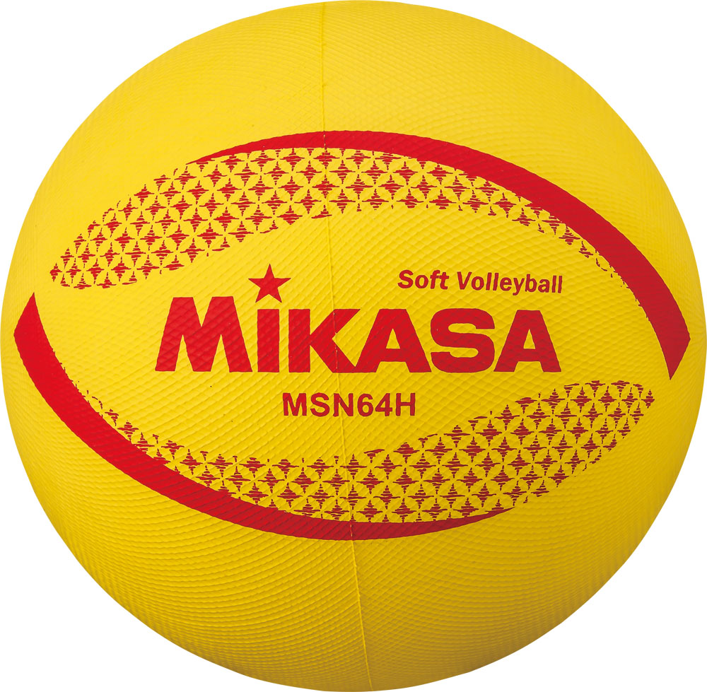 人気の製品 ミカサ MIKASA バレーボール おすすめ特集 ボール バレーカラーソフトバレーボールMSN64H
