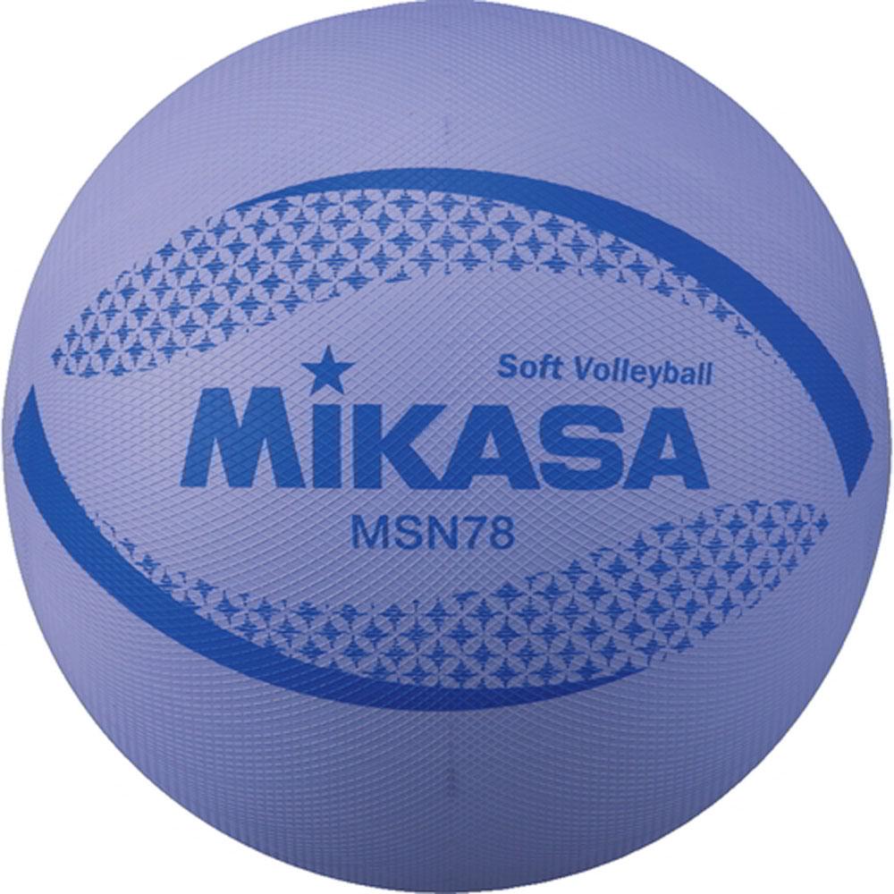 お買い得 ミカサ MIKASA バレーボール ボール 検定球 バレーカラーソフトバレーボール V 超特価 78cmMSN78V