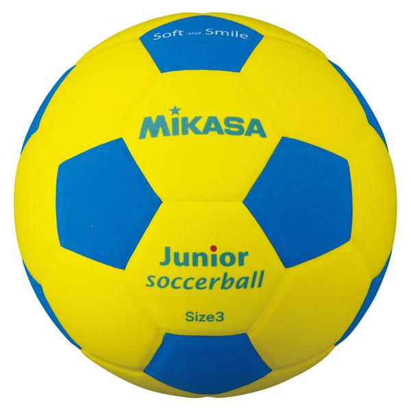 ミカサ MIKASA 海外 サッカー ボール YBLSF3JYBL 3号 サッカースマイルサッカーボール 4日20時から6日までP最大10倍 通販 激安◆