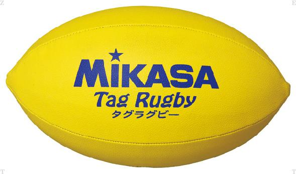 通信販売 ミカサ 未使用 MIKASA ボール タグラグビーボールTRY
