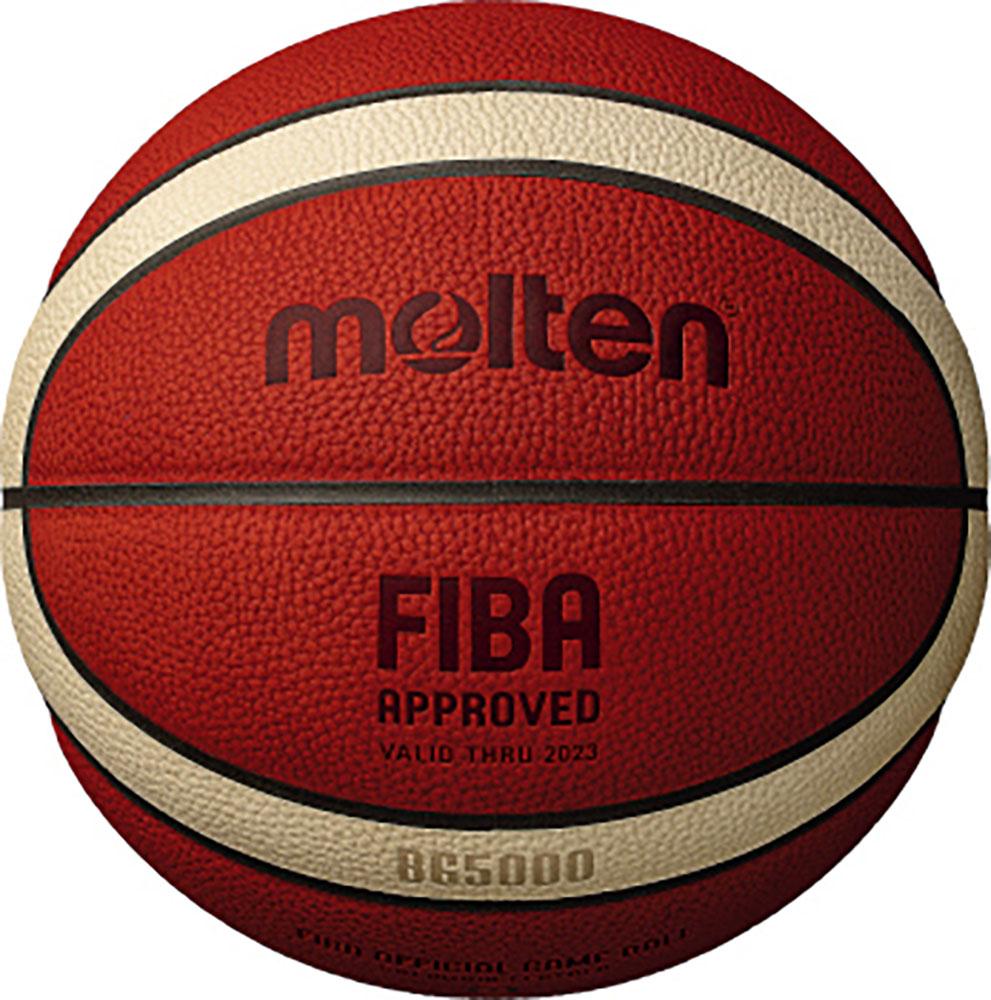 モルテン Molten バスケット ボール バスケットバスケットボール 6号球 OFFICIAL 待望 FIBA オレンジ×アイボリーB6G5000 BG5000 GAME 贈物 BALL
