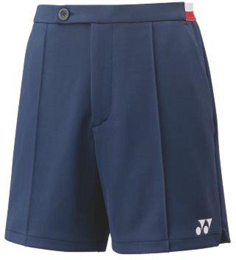Yonex ヨネックス テニス ゲームシャツ パンツ ミッドナイト P最大10倍 ニットハーフパンツ15099A170 お買得 ヨネックステニスメンズ 75TH 日本正規品 10日から11日2時