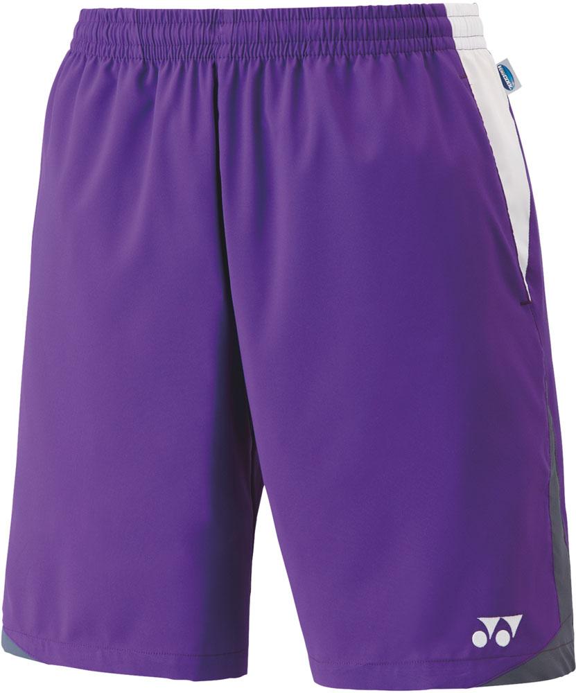 Yonex ヨネックス テニス 格安SALEスタート ゲームシャツ 永遠の定番モデル パンツ ヨネックステニスユニハーフパンツ15110039 P最大10倍 10日から11日2時 パープル