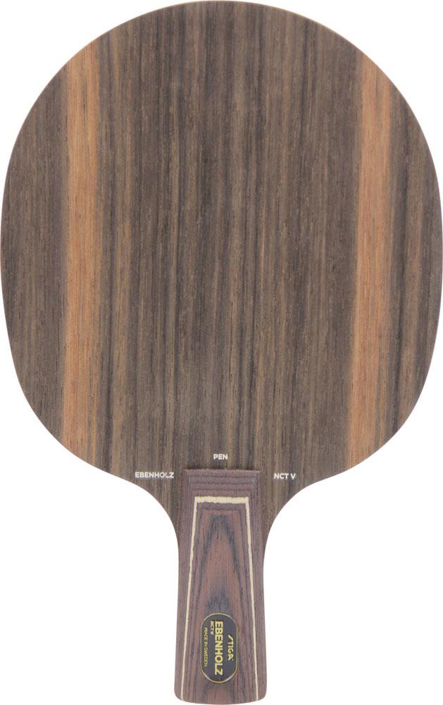 STIGA(スティガ)卓球中国式ラケット EBENHOLZ NCT 5 PENHOLDER(エバンホルツ NCT 5 ペンホルダー)107965
