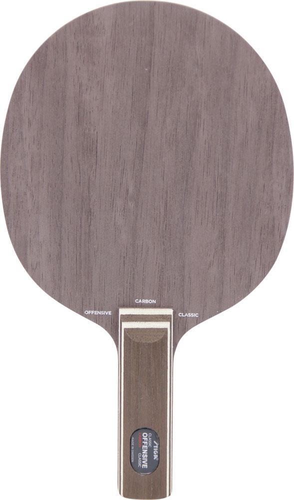 STIGA(スティガ)卓球シェークラケット OFFENSIVE CLASSIC CARBON CLASSIC(オフェンシブクラシックカーボン ストレート)109537