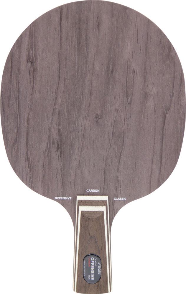 STIGA(スティガ)卓球中国式ラケット OFFENSIVE CLASSIC CARBON PENHOLDER(オフェンシブクラシックカーボン ペンホルダー)109565