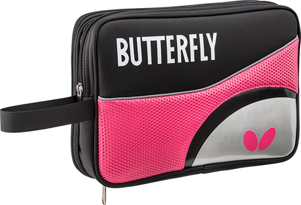 バタフライ Butterfly 卓球 ケース ピンク DXケース 売買 ラケット2本入63060008 Butterfly卓球ロジャル 25日限定P最大10倍 店
