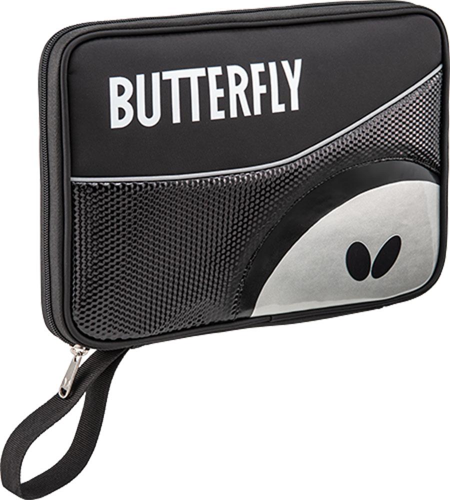 バタフライ セール 登場から人気沸騰 Butterfly 卓球 ケース 即納最大半額 25日限定P最大10倍 ラケット2本入63070278 ブラック Butterfly卓球ロジャル