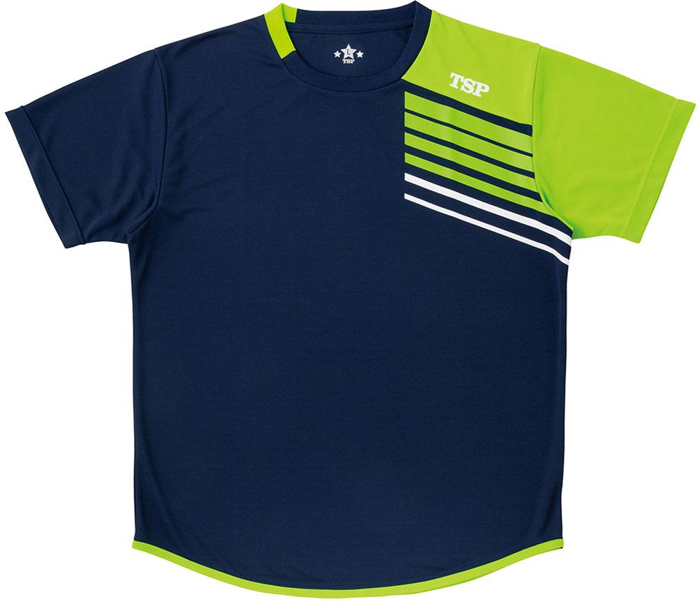 TSP卓球プラクティスシャツ TT-190シャツ 男女兼用・ジュニア033411