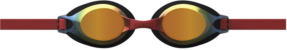 ARENA(アリーナ)水泳水球競技くもり止めジュニアスイミンググラス(ミラー加工)AGL710JMOBRD