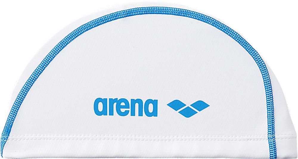 超特価SALE開催 ARENA 安値 アリーナ 水泳水球競技 帽子 ARN-6408ARN6408WHT ホワイト 水泳水球競技ピッタリ2WAYシリコンキャップ