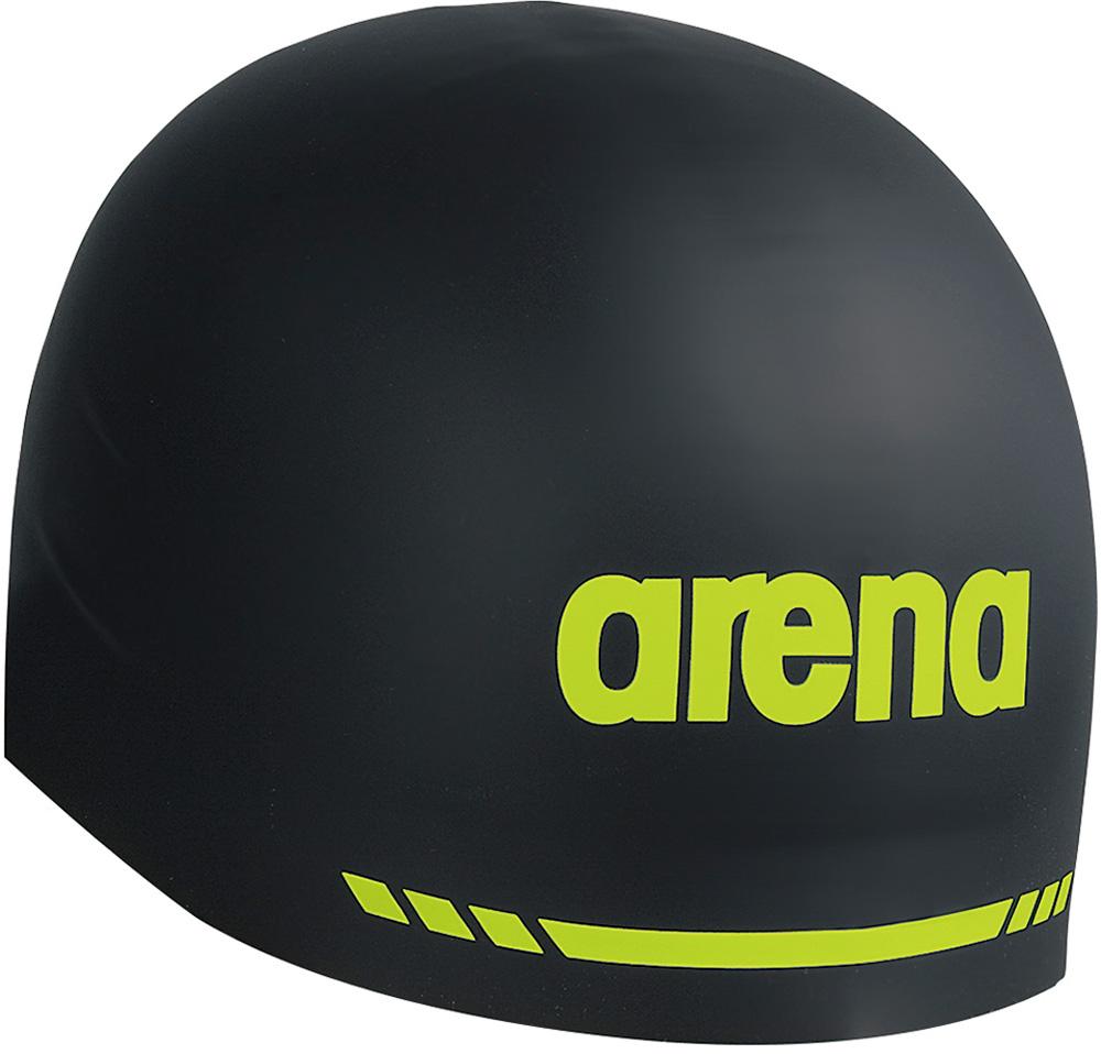 ARENA(アリーナ) 水泳水球競技 帽子 ブラック 【18日限定P最大10倍】ARENA(アリーナ)水泳水球競技シリコンキャップ(AQUAFORCE 3D SOFT) ARN-9400ARN9400BLK